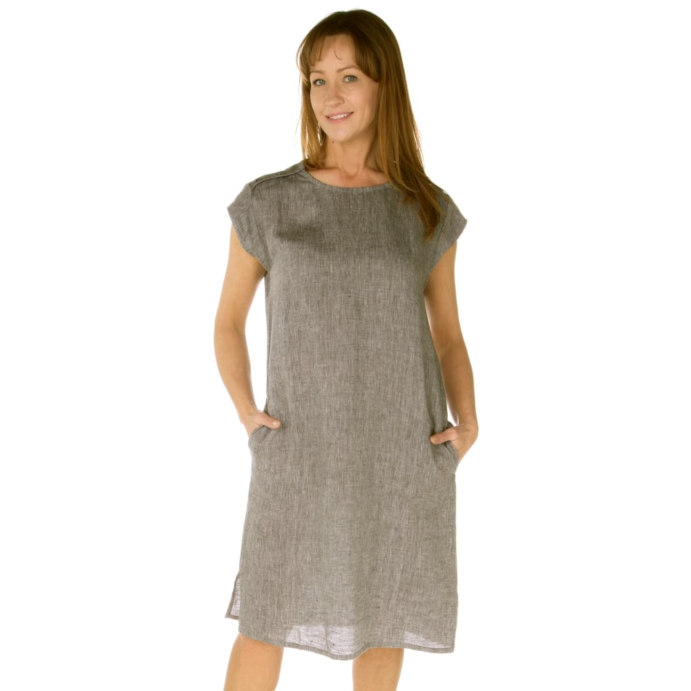 42f686987c1 Adini Dress 814459CL Grey - Womens from Ahernes of Hellifield UK
