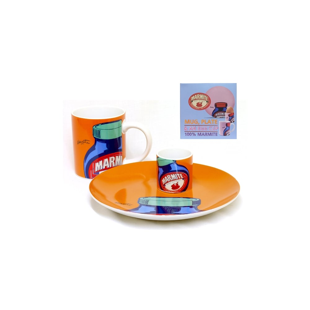 ECP Breakfast Set Marmite AEM21MX Orange - Gifts from Ahernes of ...