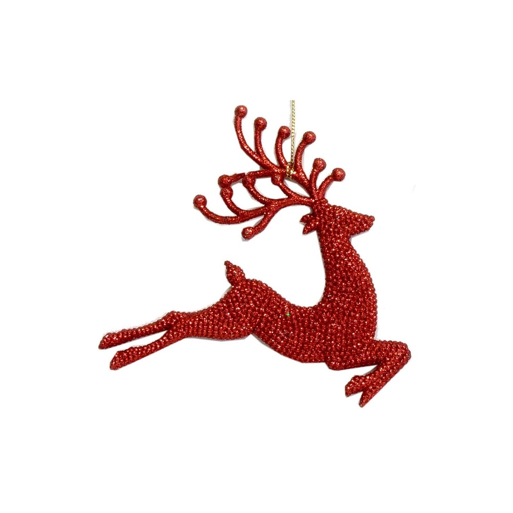 - GISELA GRAHAM Christmas Tree Decoration 16301 Flying Reindeer