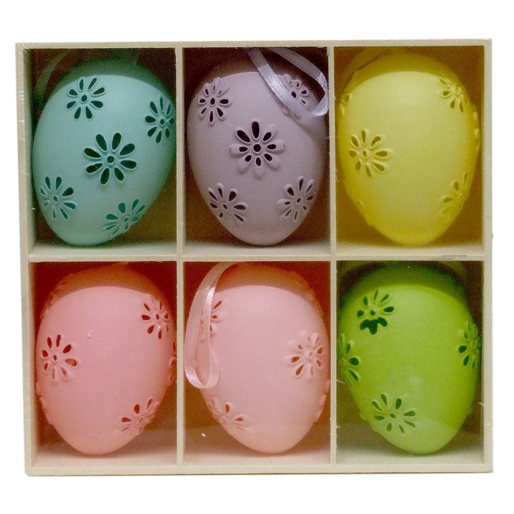 Gisela graham easter decoration 82776 eggs set gifts from ahernes easter decoration 82776 eggs set negle Images