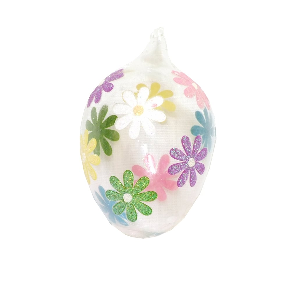 Gisela graham easter decoration 82777 glitter egg gifts from easter decoration 82777 glitter egg negle Image collections