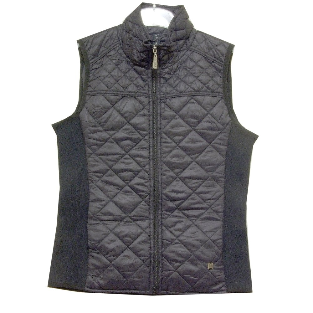 Quilted Polyester Navy In Town Coat 181853