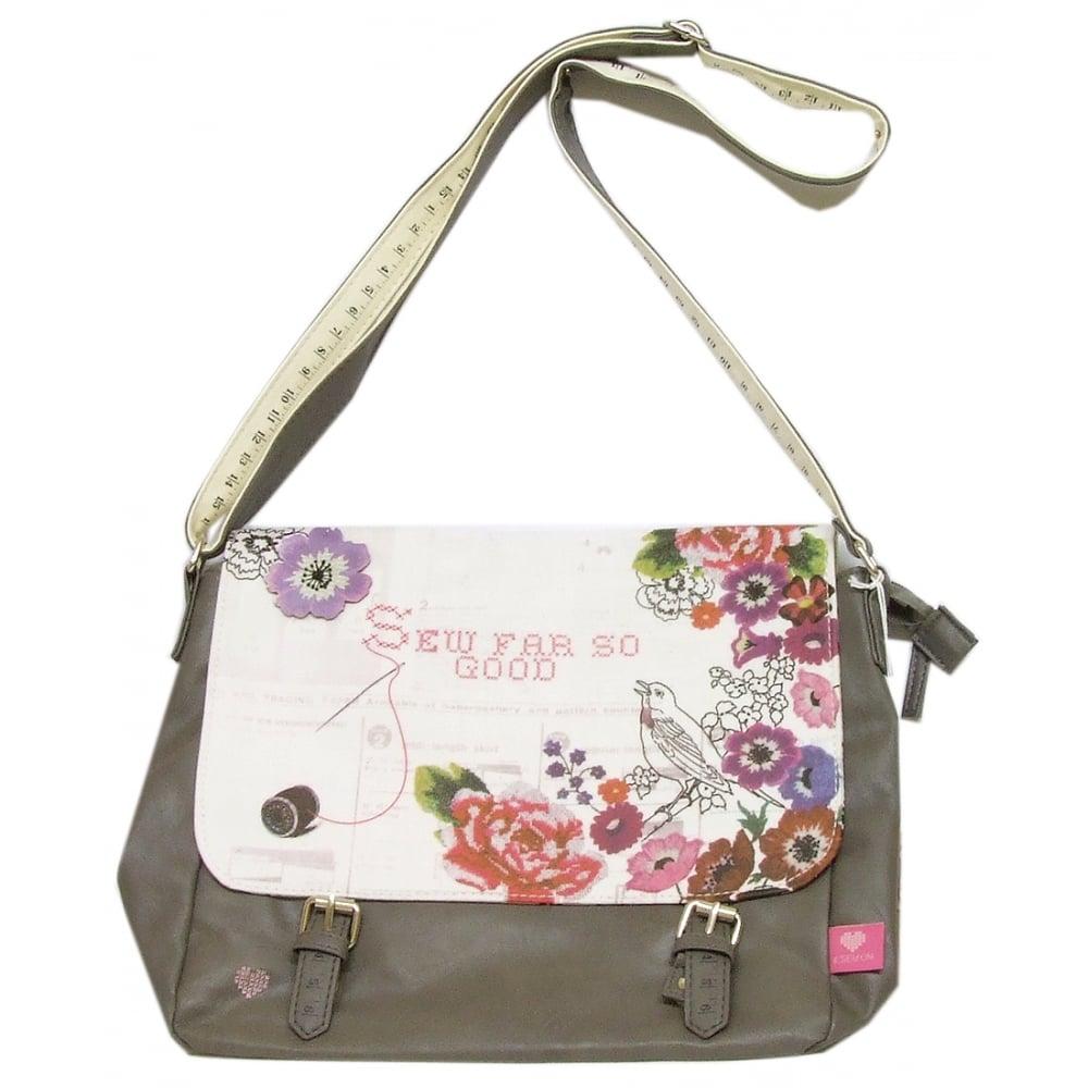 Handbag So Sat Sew On