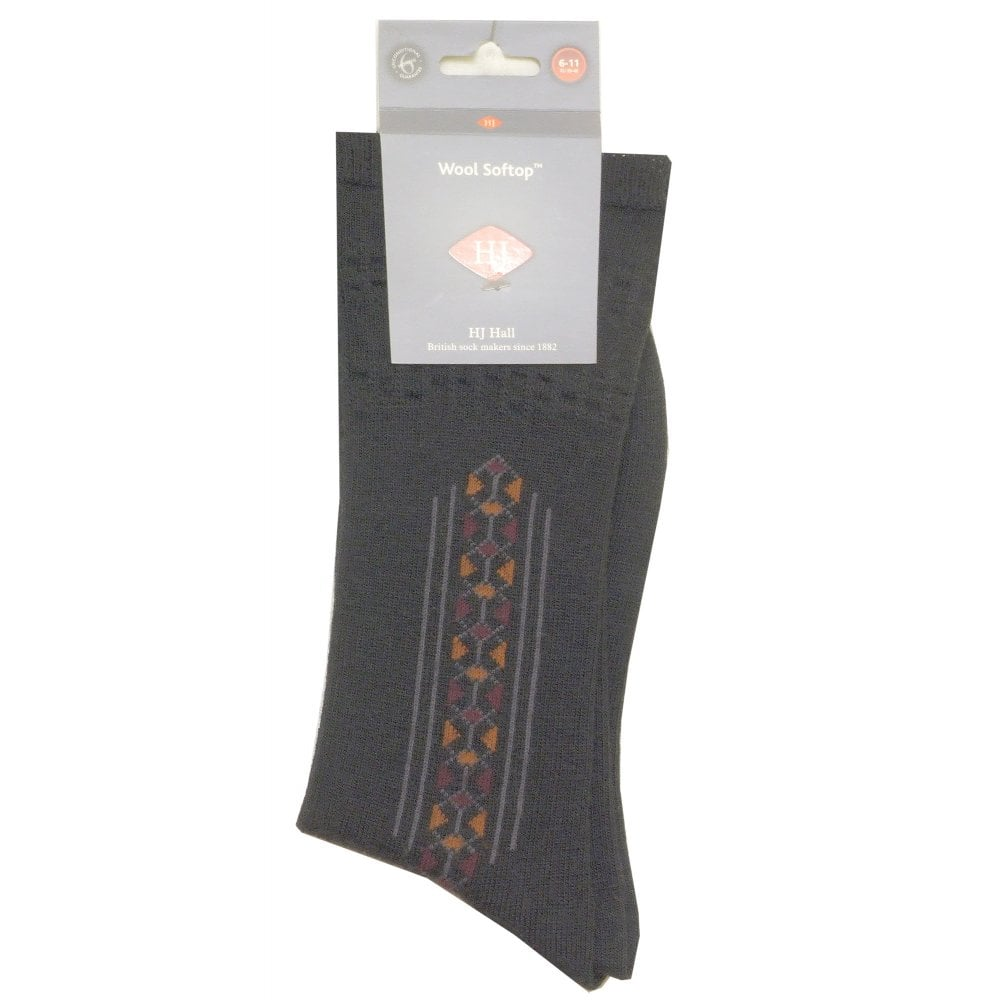 H J HALL Socks HJ980 Five Colours